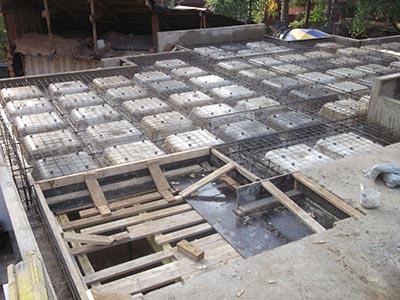 Плита перекрытия монолитная серия стеновых панелей жби